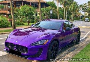 Maserati GranTurismo 4.2A (COE till 07/2028)