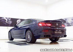 BMW ALPINA B6 Bi-Turbo Coupe Edition 50 4.4A