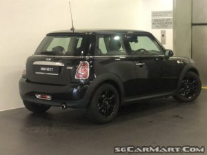 Used Mini One 1 6a Car For Sale In Singapore Eurokars Next Pte Ltd