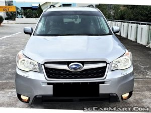 Used Subaru Forester 2 0i L Car For Sale In Singapore Kimhung