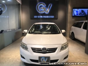 Toyota Corolla Altis 1.6A (COE till 12/2023)
