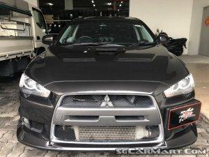 Used Mitsubishi Evolution 10 Gsr New 10 Yr Coe Car For Sale In