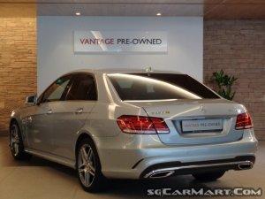 Used Mercedes Benz E Class E200 Amg Edition E Car For Sale In