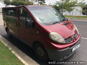 Renault Trafic 2.0M (COE till 12/2023)