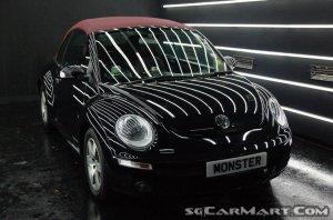 Volkswagen Beetle 2.0A Cabriolet (New 10-yr COE)