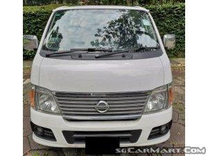 Nissan Urvan (COE till 12/2023)