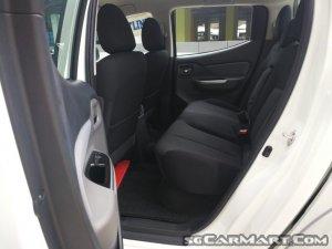 Mitsubishi Triton L200 Double-Cab 2.4A