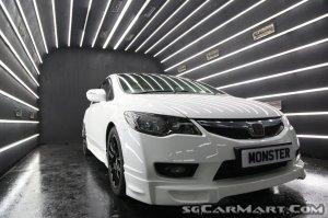 Honda Civic 1.8A VTi-S (New 5-yr COE)