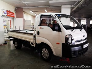 Kia K2500 Single-Cab