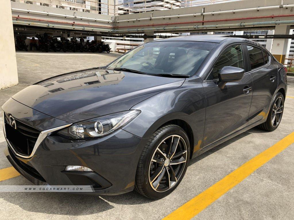 Mazda 3 1.5A Sunroof