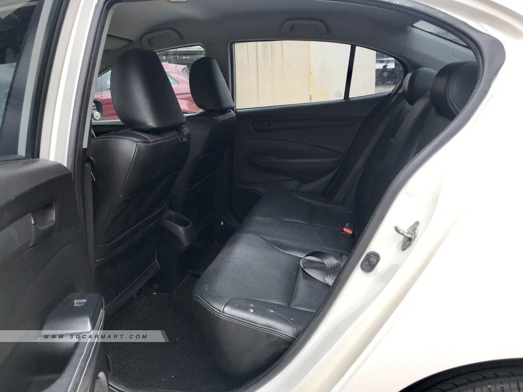 Honda City 1.5A VTEC
