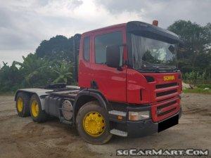 Scania P380 (New 10-yr COE)