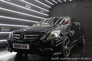 Mercedes-Benz E-Class E250 CGI Cabriolet