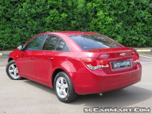 Used Chevrolet Cruze 1 6a Car For Sale In Singapore Auto Venture