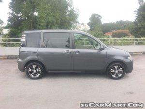 Toyota Sienta 1.5A X (New 5-yr COE)
