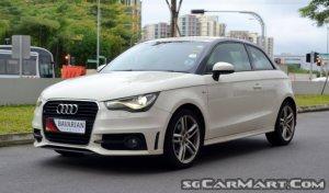 Audi A1 1.4A TFSI S-tronic