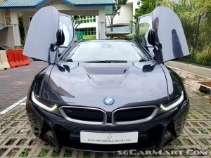 Used Bmw I8 Car For Sale In Singapore Euro Performance Asia Pte Ltd