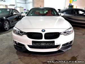 Used Bmw 4 Series 428i Coupe M Sport Car For Sale In Singapore Auto