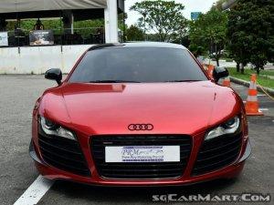 Used Audi R8 Car For Sale In Singapore Prem Roy Motoring Sgcarmart