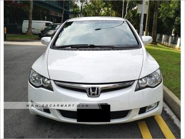 2006 honda civic 2 0a coe till 03 2026 photos pictures singapore rh stcars sg