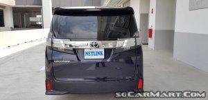 Toyota Vellfire 2.5A Z A-Edition