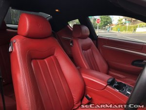 Maserati GranTurismo 4.2A (New 10-yr COE)