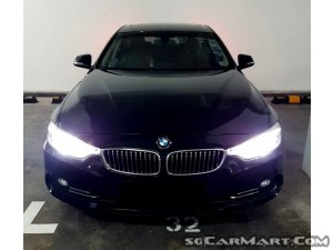 BMW 4 Series 420i Gran Coupe