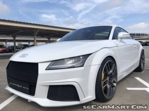 Used Audi Tt Coupe 1 8a Tfsi S Tronic Car For Sale In Singapore