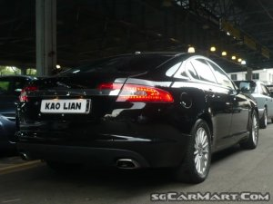 used jaguar xf 3 0a luxury car for sale in singapore kao lian rh stcars sg