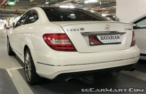 Mercedes-Benz C-Class C250 Coupe