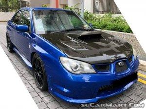 Subaru WRX 2.5M (COE till 10/2021)