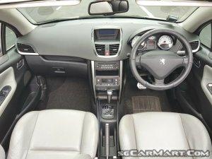 Peugeot 207CC 1.6A Sport