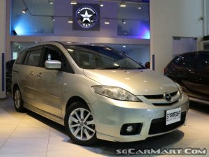 used mazda 5 2 0a coe till 03 2021 car for sale in singapore rh stcars sg