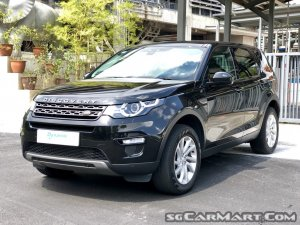 Land Rover Discovery Sport 2.0A Si4 7-Seater