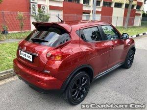 Nissan Juke 1.6A