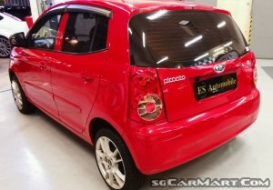 Used Kia Picanto 1 1m Opc Car For Sale In Singapore Es Automobile