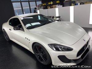Used Maserati Granturismo Mc Stradale 4 7a Car For Sale In Singapore
