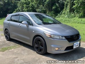 Used Honda Stream 1 8a X Coe Till 01 2023 Car For Sale In