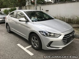 Used Hyundai Elantra 1 6a Gls Car For Sale In Singapore Cargent Pte