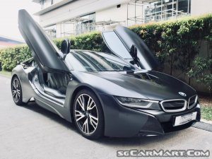 Used Bmw I8 Car For Sale In Singapore Prem Roy Motoring Stcars