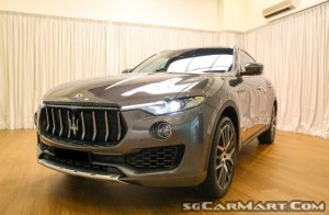 used maserati levante diesel 3 0a car for sale in singapore hong rh stcars sg