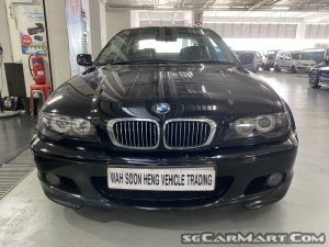 BMW 3 Series 323Ci Coupe (COE till 03/2029)