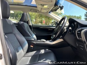 Lexus NX Turbo NX200t Luxury
