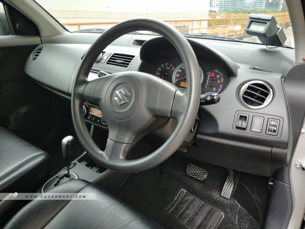 Suzuki Swift 1.2A XG (New 5-yr COE)