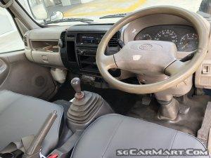 Toyota Dyna 150 (New 5-yr COE)