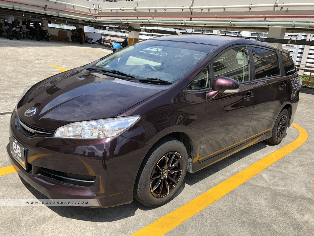 Toyota Wish 1.8A X