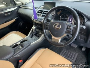 Lexus NX Turbo NX200t Executive