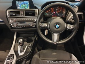 BMW 2 Series 218i Convertible M-Sport