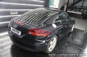 Audi TT Coupe 2.0A TFSI S-tronic (COE till 04/2028)