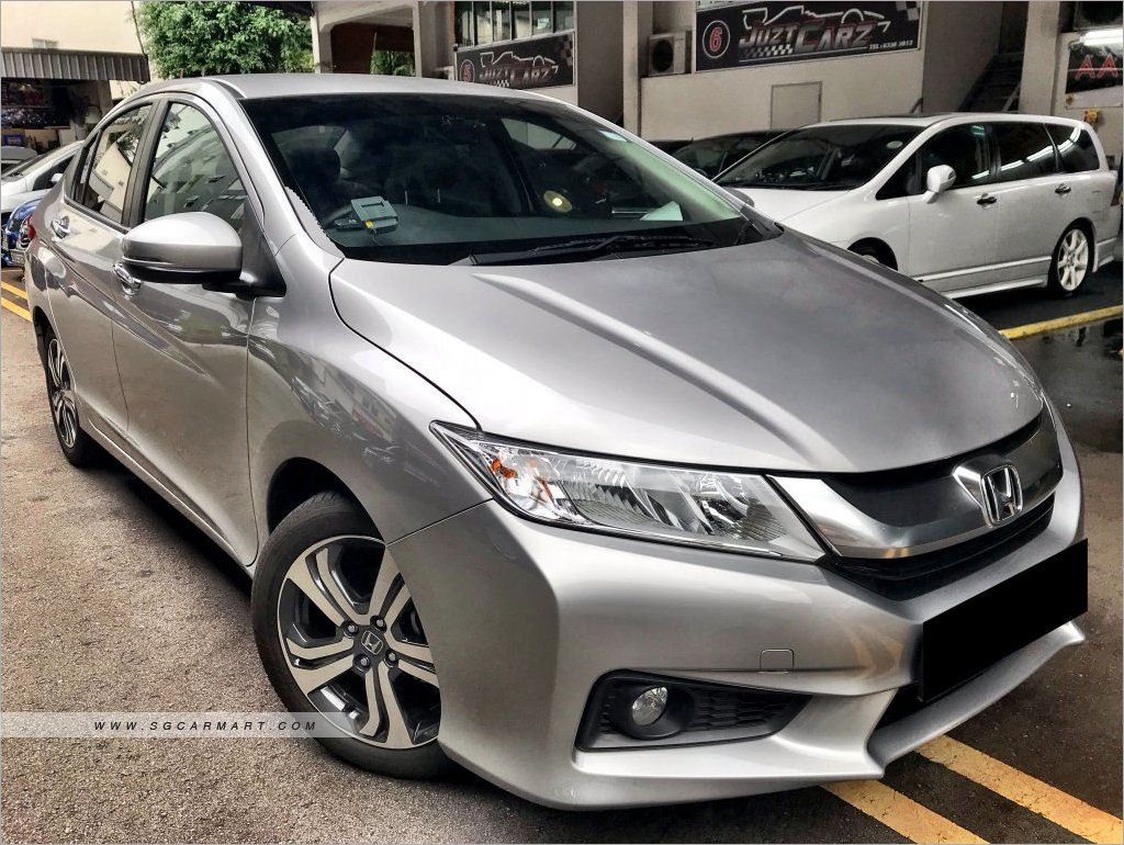 Used Honda City Car for Sale in Singapore, AA Trust